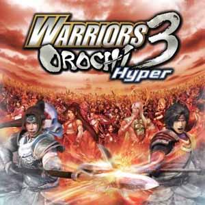 Buy Warriors Orochi 3 Hyper Nintendo Wii U Download Code Compare Prices