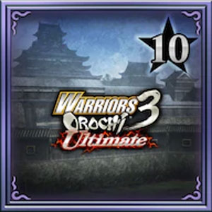 WARRIORS OROCHI 3 Ultimate STAGE PACK 10