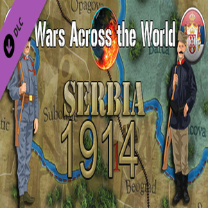 Wars Across The World Serbia 1914 Digital Download Price Comparison