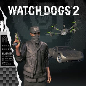 Watch Dogs 2 Black Hat Pack Xbox One Digital & Box Price Comparison