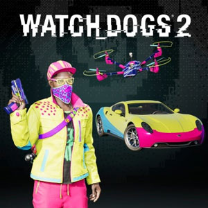 Watch Dogs 2 Glow Pro Pack Digital Download Price Comparison