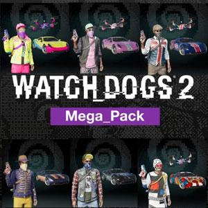 Watch Dogs 2 Mega Pack Xbox One Digital & Box Price Comparison