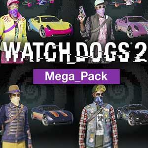 Watch Dogs 2 Mega Pack Digital Download Price Comparison