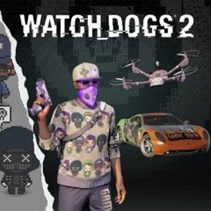 Watch Dogs 2 Pixel Art Pack Digital Download Price Comparison