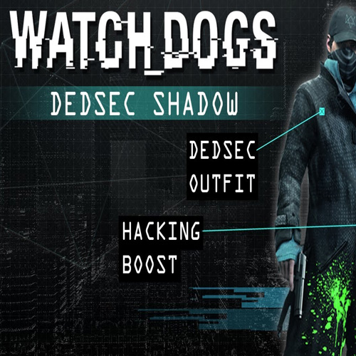 Watch Dogs Dedsec Shadow Pack Digital Download Price Comparison