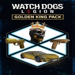 Watch Dogs Legion Golden King Pack Xbox One Digital & Box Price Comparison