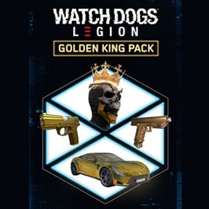 Watch Dogs Legion Golden King Pack Xbox Series Price Comparison
