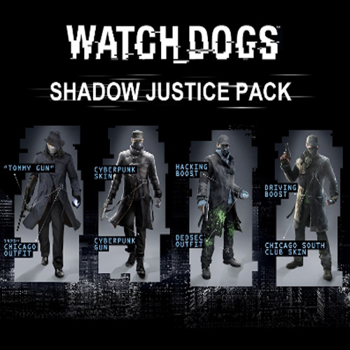 Watch Dogs Shadow Justice Digital Download Price Comparison