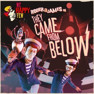 We Happy Few Roger and James in They Came From Below Ps4 Digital & Box Price Comparison