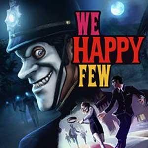 We Happy Few Season Pass Digital Download Price Comparison