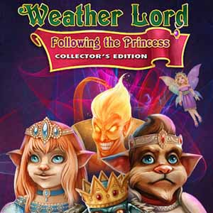 Weather Lord Following The Princess Digital Download Price Comparison