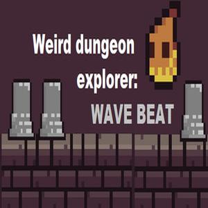 Weird Dungeon Explorer Wave Beat