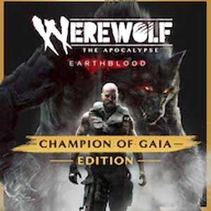 Werewolf The Apocalypse Earthblood Champion of Gaia