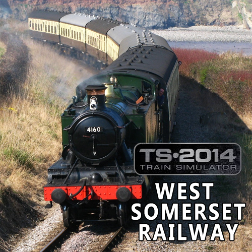 Train Simulator West Somerset Railway Digital Download Price Comparison