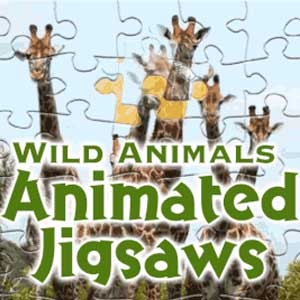 Wild Animals Animated Jigsaws Digital Download Price Comparison