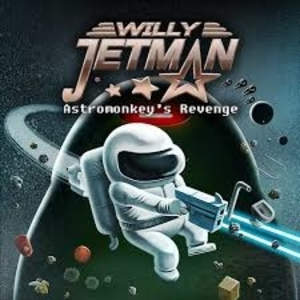 Willy Jetman Astromonkey