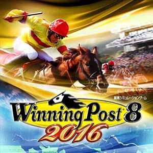 Winning Post 8 2016 PS4 Code Price Comparison