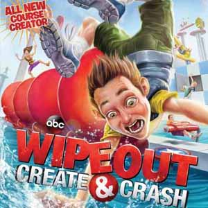 Buy Wipeout Create and Crash Nintendo Wii U Download Code Compare Prices