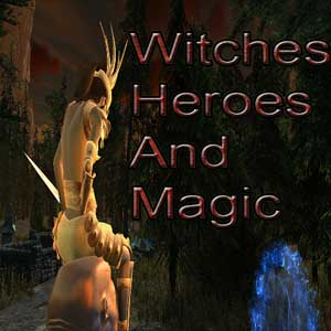 Witches Heroes and Magic Digital Download Price Comparison