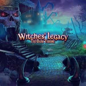 Witches Legacy The Dark Throne