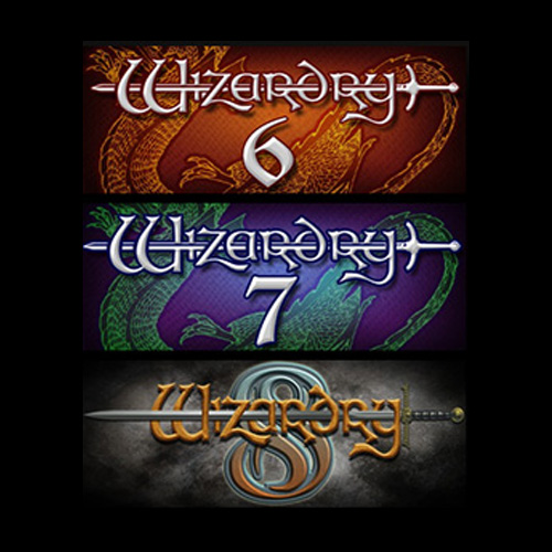 Wizardry 6, 7, and 8 Digital Download Price Comparison