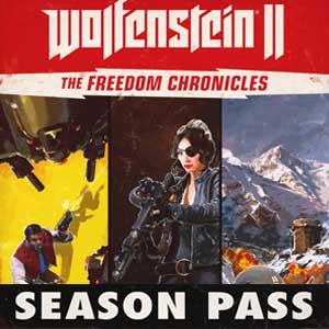 Wolfenstein 2 Freedom Chronicles Season Pass Digital Download Price Comparison align=