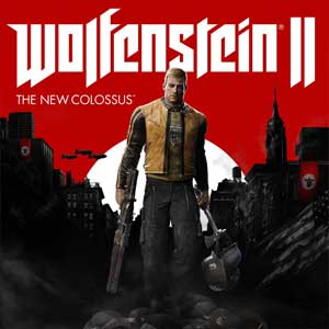 Wolfenstein 2 The New Colossus Nintendo Switch Digital & Box Price Comparison