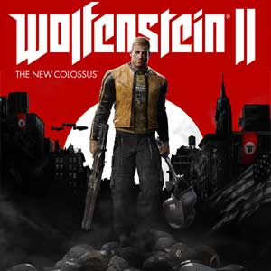 Wolfenstein 2 The New Colossus PS4 Code Price Comparison