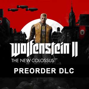 Wolfenstein 2 The New Colossus Preorder DLC Digital Download Price Comparison