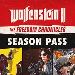 Wolfenstein 2 The New Colossus Season Pass Digital Download Price Comparison