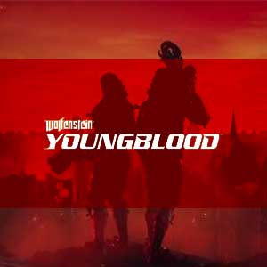 Wolfenstein 2 Youngblood Ps4 Digital & Box Price Comparison