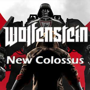 Wolfenstein New Colossus Digital Download Price Comparison