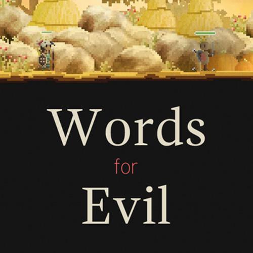Words for Evil Digital Download Price Comparison