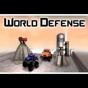 World Defense A Fragmented Reality Game