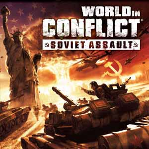 World in Conflict Soviet Assault Digital Download Price Comparison