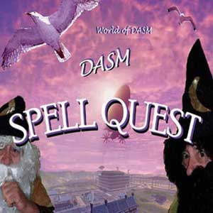 World Of Dasm Dasm Spell Quest