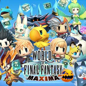World Of Final Fantasy Maxima Xbox One Digital & Box Price Comparison