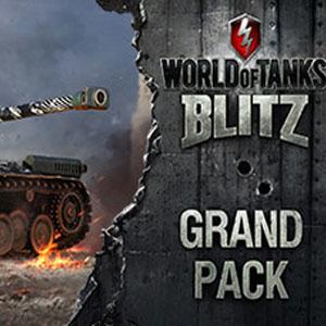 World of Tanks Blitz Mega Pack