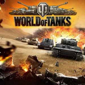 World of Tanks Xbox 360 Code Price Comparison