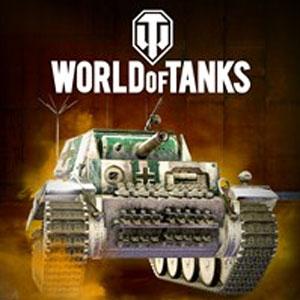 World of Tanks Return to War