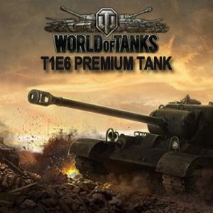 World of Tanks T1E6 Premium Tank Digital Download Price Comparison