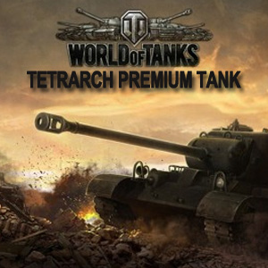 World of Tanks Tetrarch Premium Tank Digital Download Price Comparison
