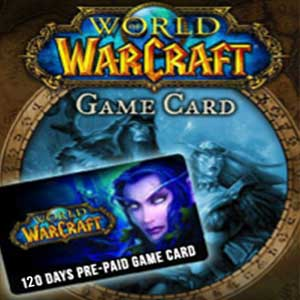 World Of Warcraft 120 Days