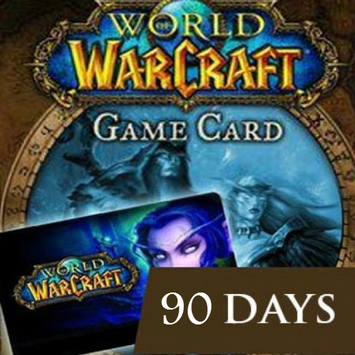 World of Warcraft 90 DAYS EU Gamecard Code Price Comparison