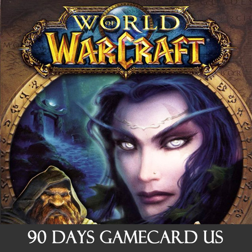 World Of Warcraft 90 Days US Gamecard Code Price Comparison