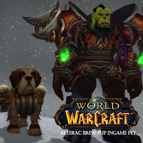 World of Warcraft Alterac Brew Pup Ingame Pet Digital Download Price Comparison