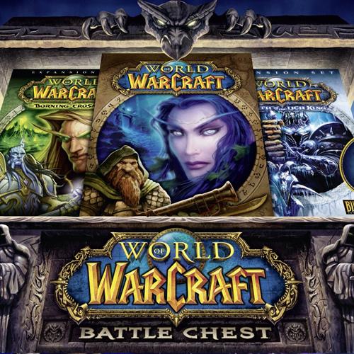 World of WarCraft Battlechest 5.0 Digital Download Price Comparison