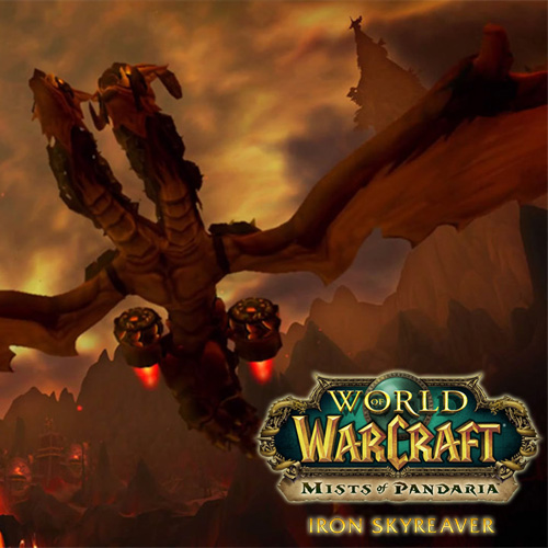 World Of Warcraft Iron Skyreaver Mount Digital Download Price Comparison