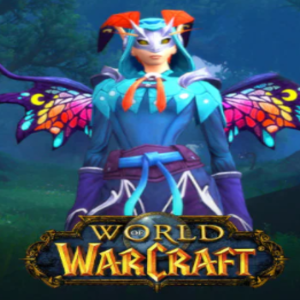World of Warcraft Sprite Darters Wings Transmog