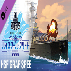 World of Warships HSF Admiral Graf Spee